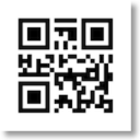 QR code for LSFdotMEslash34567 - level M error cx 120w